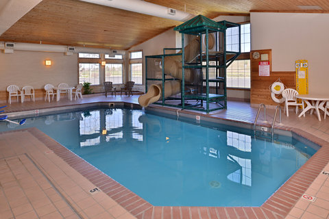 Kelly Inn Billings - Indoor Pool