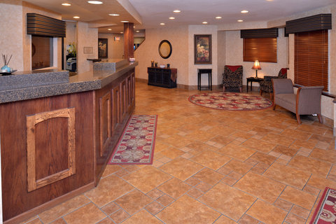 Kelly Inn Billings - Lobby