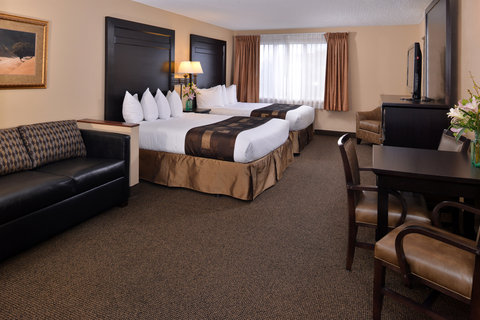 Kelly Inn Billings - Family Suite
