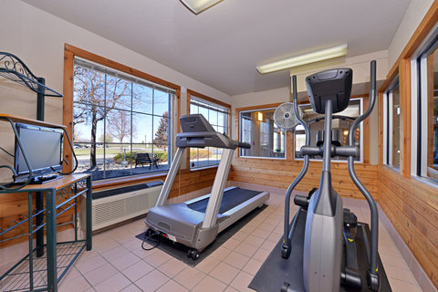 Kelly Inn Billings - Fitness Room