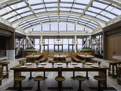 Chicago Athletic Association - Cindy s Rooftop