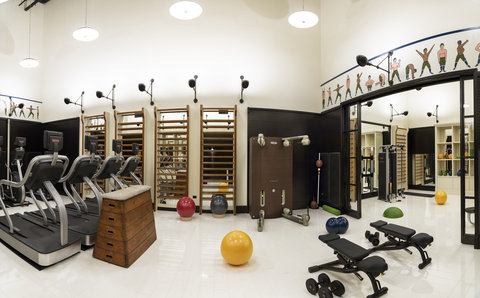 Chicago Athletic Association - Fitness Center