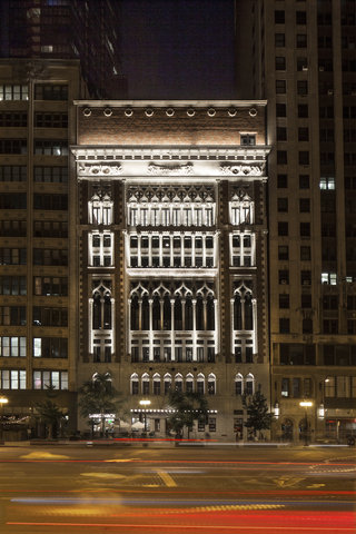 Chicago Athletic Association - Steps Away