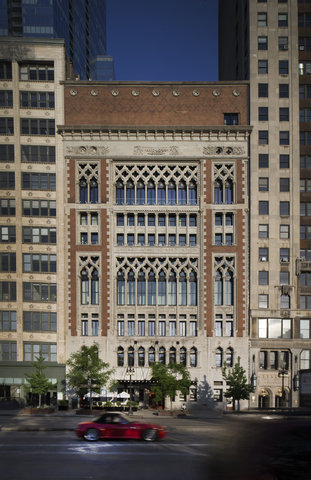 Chicago Athletic Association - Welcome