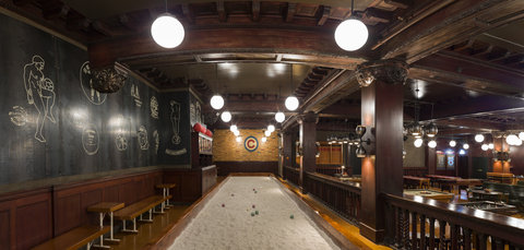 Chicago Athletic Association - Game Time