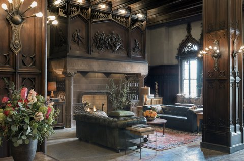 Chicago Athletic Association - The Drawing Room