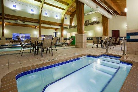 Holiday Inn Express & Suites ABERDEEN - Whirlpool