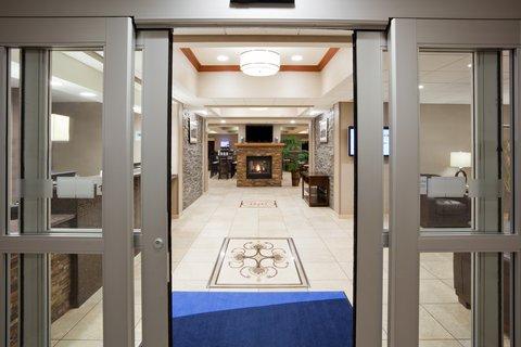 Holiday Inn Express & Suites ABERDEEN - Entrance