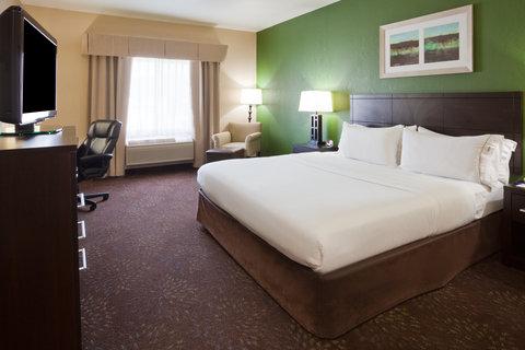 Holiday Inn Express & Suites ABERDEEN - Standard King Guest Room