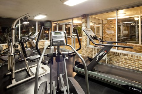 Holiday Inn Cleveland-Mayfield Hotel - Fitness Center