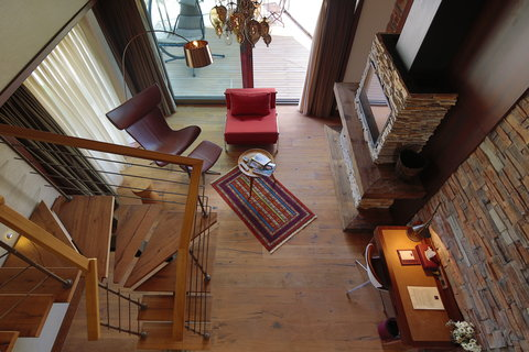 Ariana Sustainable Luxury Lodge - Duplex Suite
