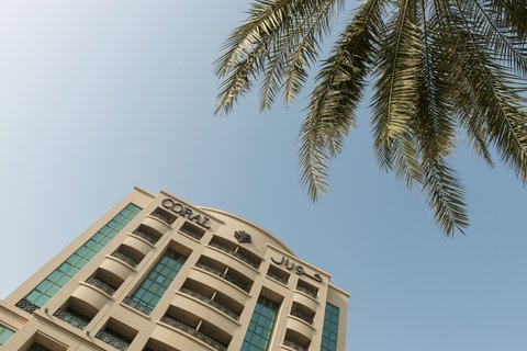 Coral Dubai Deira Hotel - Exterior View