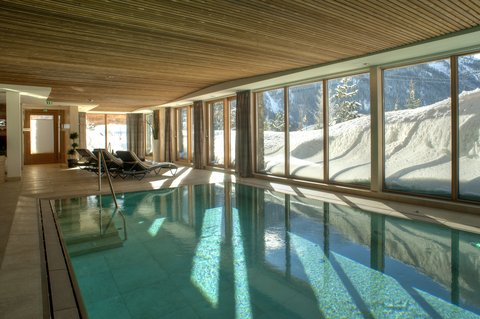Hotel Tannenhof - Pool - directory