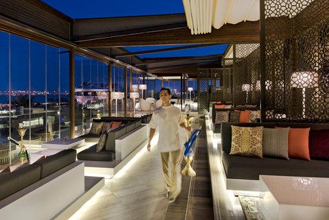 فندق فور سيزن  - Shisha Terrace