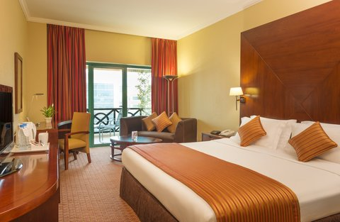 Coral Dubai Deira Hotel - Deluxe Room