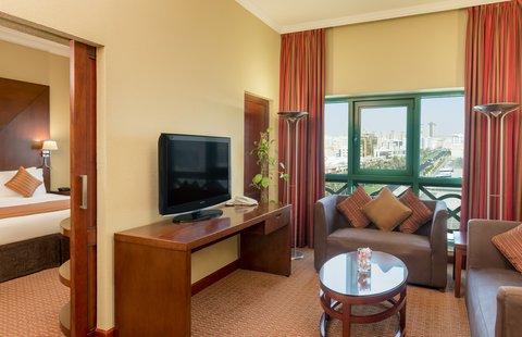 Coral Dubai Deira Hotel - Executive Suite