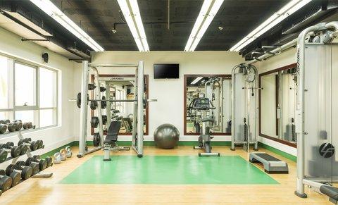 Coral Dubai Deira Hotel - Fitness center