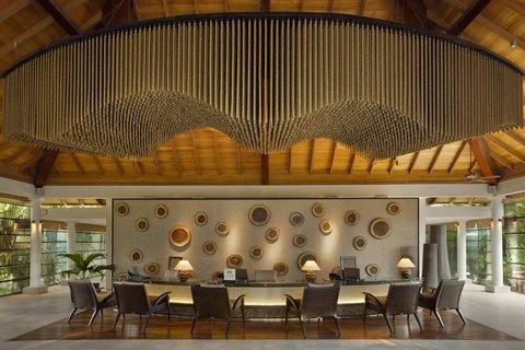 Hilton Seychelles Labriz Resort And Spa - Lobby