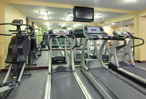 Holiday Inn Blytheville Hotel - Fitness Center