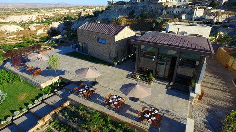 Ariana Sustainable Luxury Lodge - DICEPHEUSTCEKIM