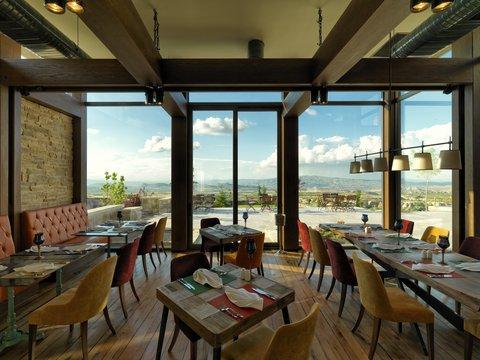 Ariana Sustainable Luxury Lodge - Restaurant