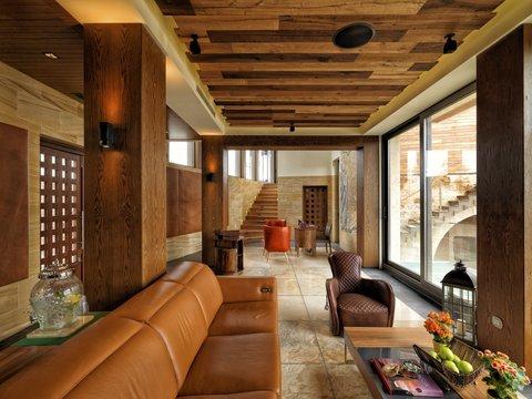 Ariana Sustainable Luxury Lodge - Lounge