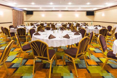 Holiday Inn Resort DAYTONA BEACH OCEANFRONT - Our Atlantic Room can accommodate up to 70 guests for a banquet