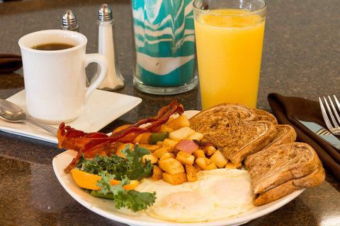 Holiday Inn Resort DAYTONA BEACH OCEANFRONT - Our Best 4 Value Breakfast is a great start to the day