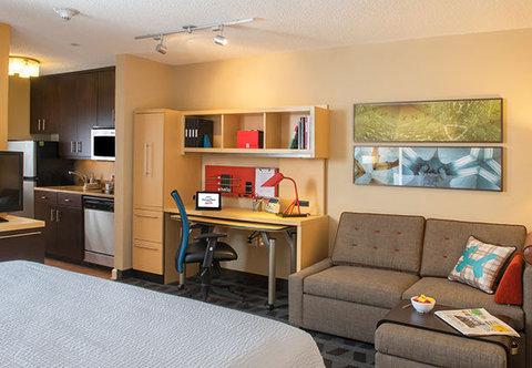 TownePlace Suites Republic Airport Long Island/Farmingdale - Studio Suite