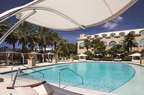 The Ritz-Carlton, Grand Cayman - North Sound Pool
