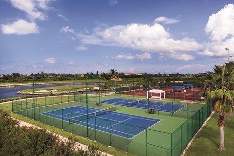 The Ritz-Carlton, Grand Cayman - Tennis