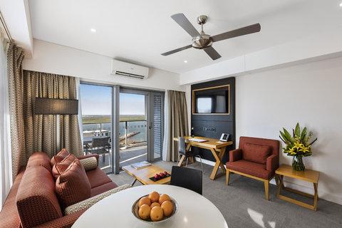 Elan Soho Suites - Elan Darwin BEd Harbour Living