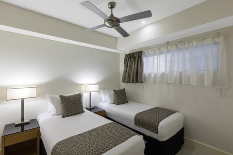 Elan Soho Suites - Elan Darwin Bed Bedroom Twin