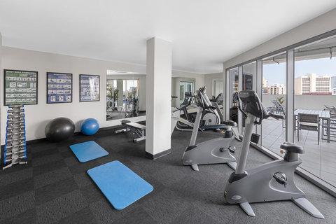 Elan Soho Suites - Elan Darwin Gym