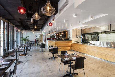 Elan Soho Suites - Elan Darwin Restaurant