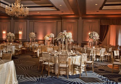 The Henry, Autograph Collection - Presidential Ballroom - Wedding Reception