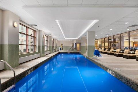 Embassy Suites Chicago - Downtown - Indoor Pool