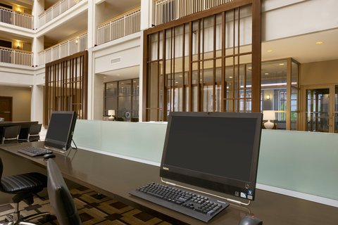 Embassy Suites Chicago - Downtown - Business Center