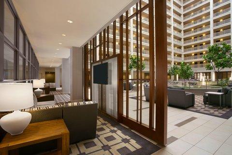 Embassy Suites Chicago - Downtown - Atrium Cabana