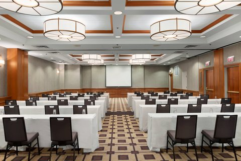 Embassy Suites Chicago - Downtown - Classroom
