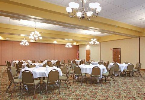 Holiday Inn Blytheville Hotel - Ballroom