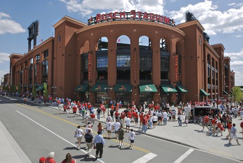 Hampton Inn St Louis-Columbia - Busch Stadium