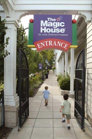 Hampton Inn St Louis-Columbia - Magic House