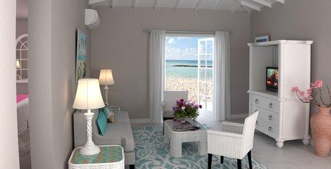 Sugar Bay Barbados - Two Bedroom Suite- Living Room