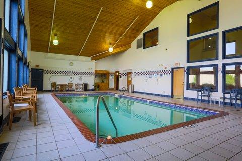 Holiday Inn Express BEMIDJI - Indoor Pool  Hot Tub and Sauna