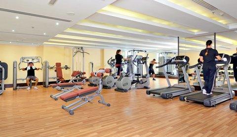 Copthorne Sharjah - Health Club Gym