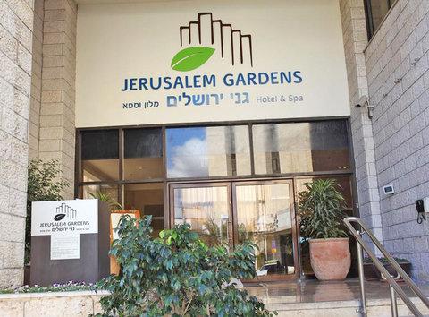 Jerusalem Gardens Hotel and Spa - Exterior