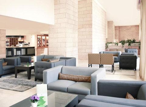 Jerusalem Gardens Hotel and Spa - Lobby