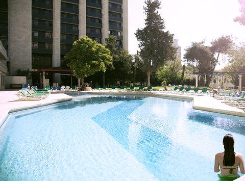 Jerusalem Gardens Hotel and Spa - Pool