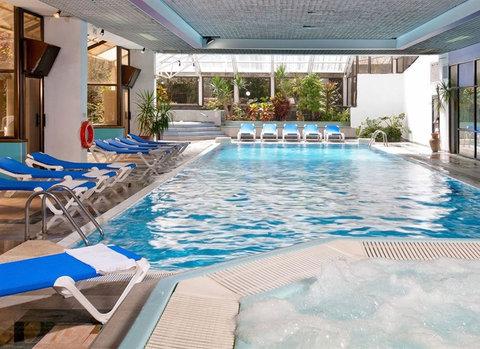Jerusalem Gardens Hotel and Spa - Indoorpool